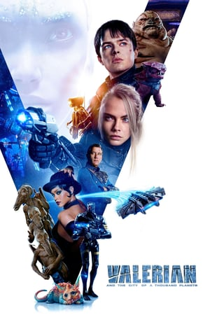 Nonton Valerian and the City of a Thousand Planets (2017) Sub Indo Terbaru