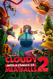 Nonton Cloudy with a Chance of Meatballs 2 (2013) Sub Indo Terbaru