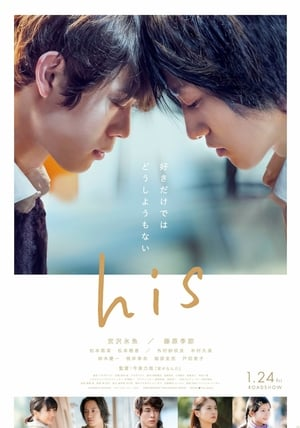 Nonton His - I Didn't Think I Would Fall In Love (2019) Sub Indo Terbaru